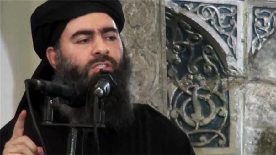 Abu Baker Al Bagdadi se convirtió en líder del Daesh (ISIS) en 2010. Iraquí arrestado en Faluya e internado en Camp Buca