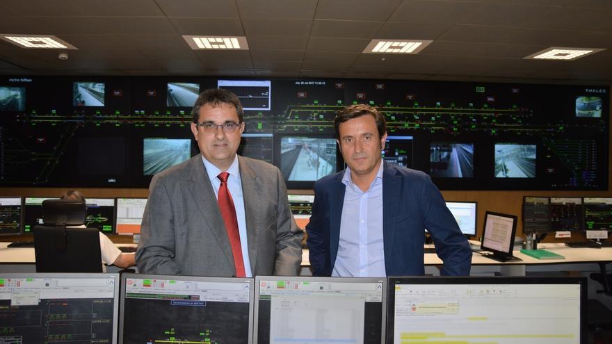 CTB destina 2,5 millones a dotar de un nuevo puesto de mando a Metro Bilbao que se activará en caso de incidencias