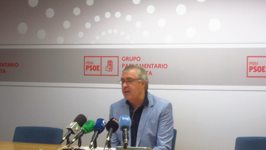 """Los socialistas madrileños preguntan si se han llegado a acuerdos """"inconfesables"""" en Eurovegas"""