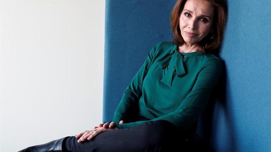 La cantante y actriz Ana Belén, 'Matahombres de oro' de las Águedas Zamarramala