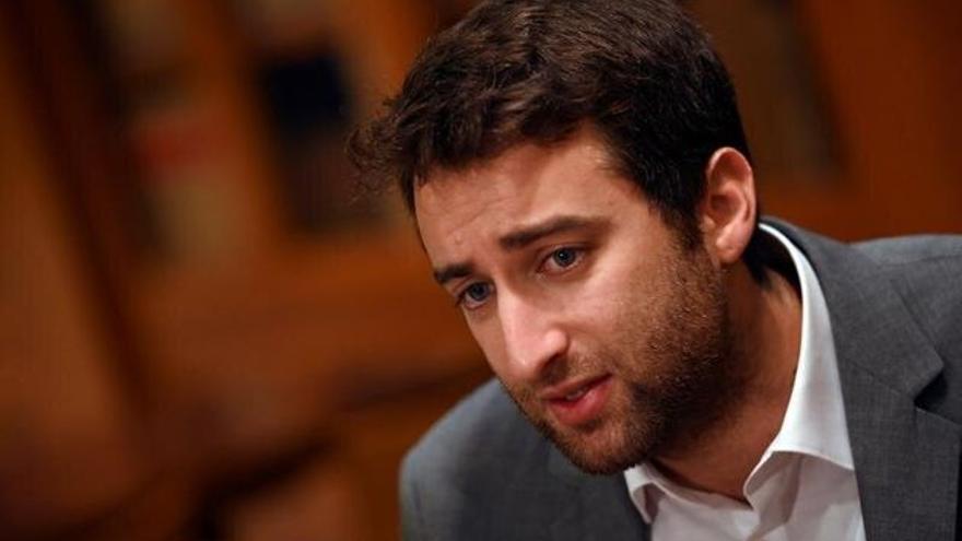 Matthew Caruana Galizia, hijo de la periodista asesinada Daphne Caruana Galizia.