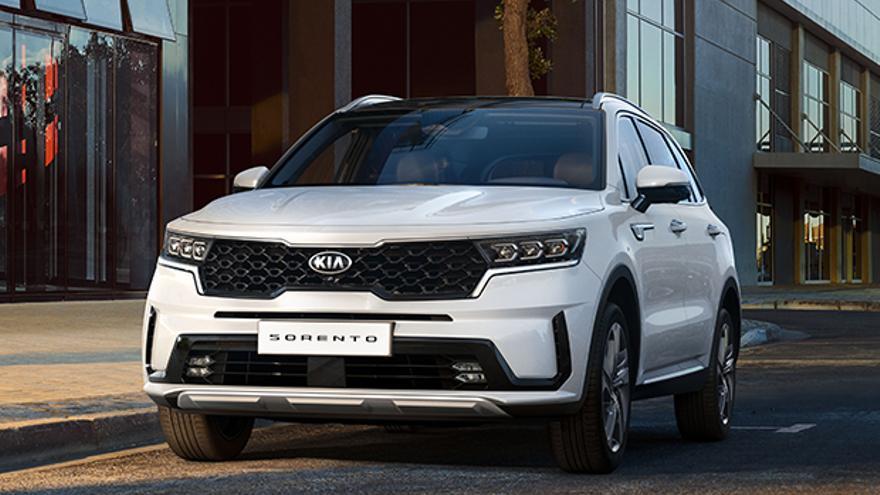 El Kia Sorento, el SUV más grande de la gama coreana, experimenta una transformación radical.
