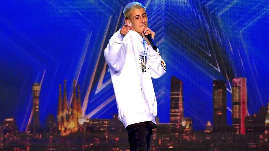 """El Cejas y su """"Dembow"""", la nueva actuación viral de Got Talent que todavía no se ha emitido en TV"""