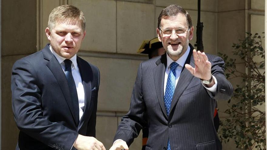 Rajoy dice que no habrá recortes drásticos, pero se retocará alguna partida