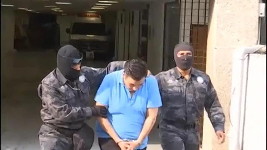 Líder de los Zetas y cinco acusados puestos a disposición tribunal mexicano