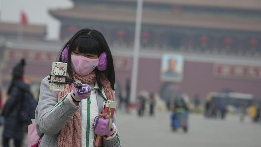 China buscará cielos azules con una reducción de emisiones del 3 % este año