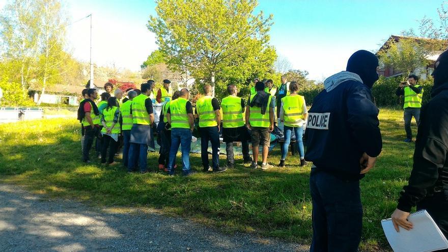 España constata con Francia que las reuniones de los 'mediadores' de ETA no se traducirán en cambios penitenciarios