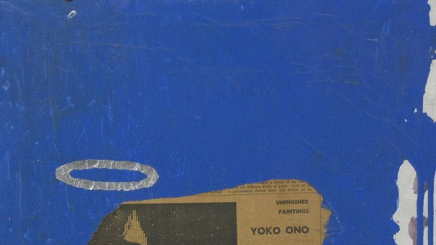 'Pintura para añadir color (Add Color Painting)', creada entre 1960 y 1966 por Yoko Ono / Yoko Ono