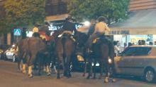 La Feria de Abril se salda con un caballo muerto y 64 asistencias en el Real