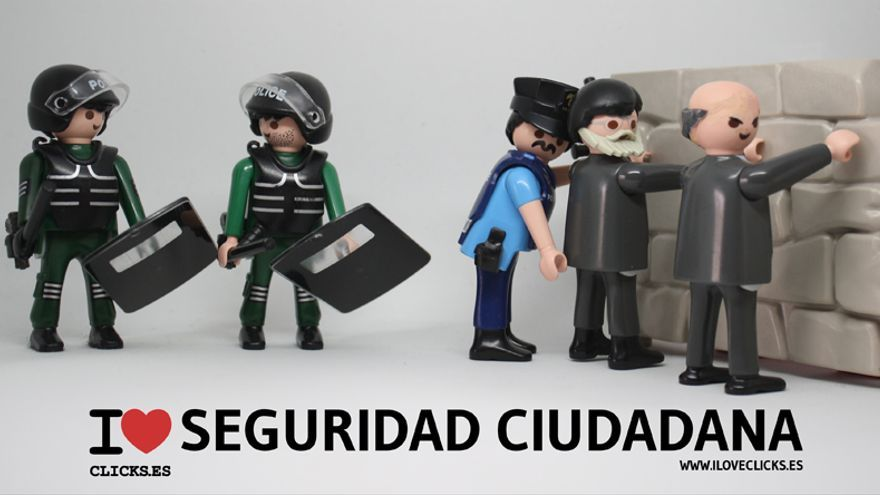I love seguridad ciudadana