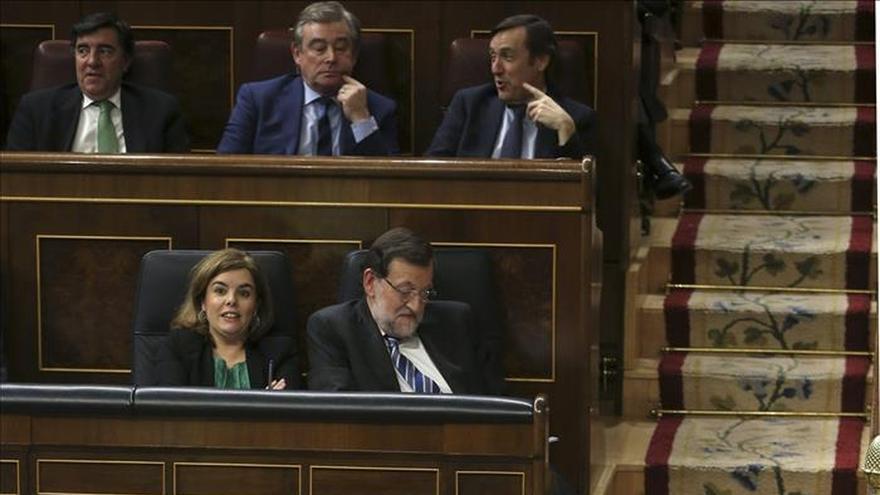 Rajoy perdió pie al no poder recurrir al comodín Rubalcaba.