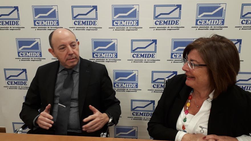 El economista Gonzalo Bernardos dice que el problema de Cantabria es que no tiene modelo de desarrollo