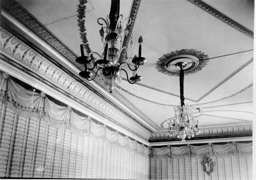 Sala Capitular Convento Comendadoras de Santiago. Fototeca Patrimonio Histórico. Mº Cultura | https://artedemadrid.wordpress.com