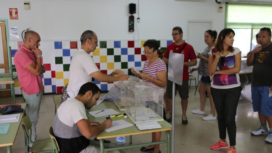 Colegio electoral (ALEJANDRO RAMOS)