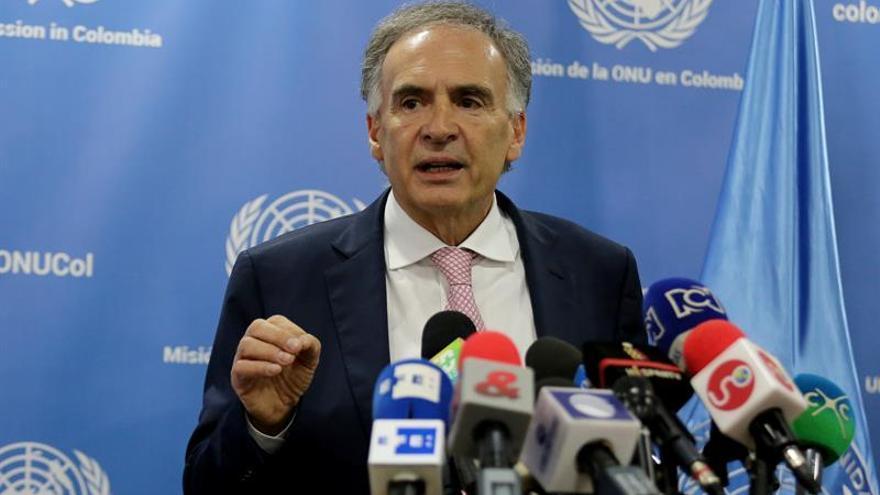 La nueva misión de la ONU en Colombia iniciará su mandato en la fecha acordada