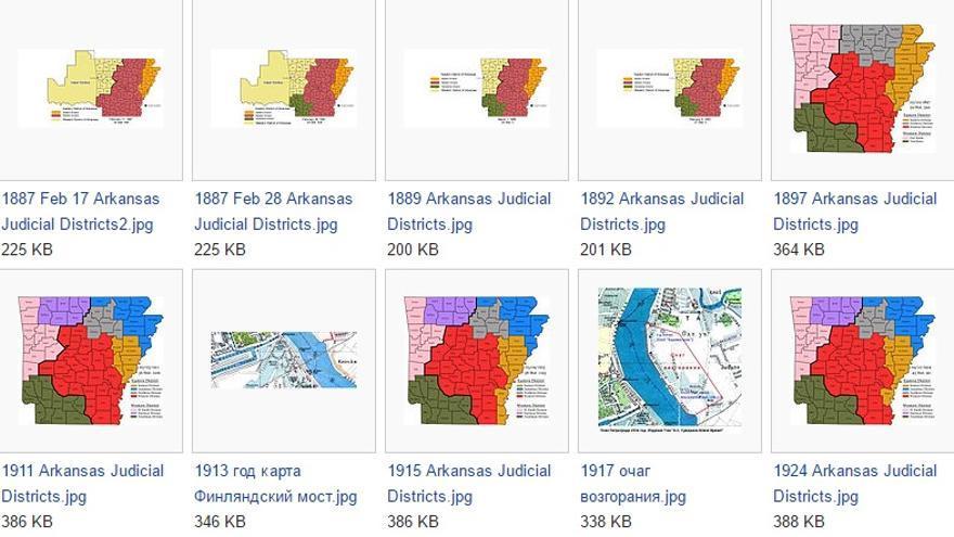 Hay muchas formas de contribuir al universo cartógrafico de Wikipedia
