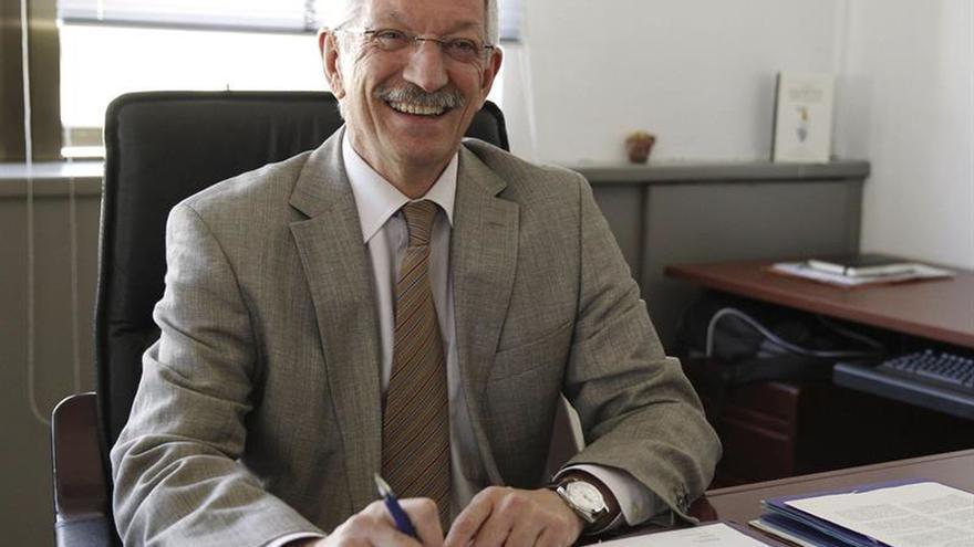 Alejandro Tiana, reelegido rector de la UNED