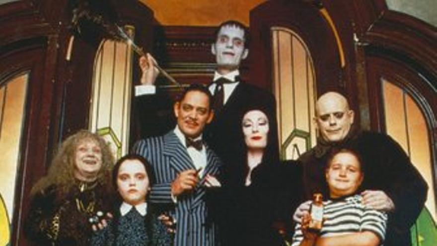 La famila Addams