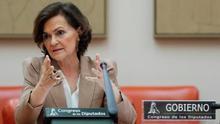 """El Gobierno pedirá prorrogar un mes la alarma para dar una """"hoja de ruta"""" en el desconfinamiento sin los apoyos cerrados"""