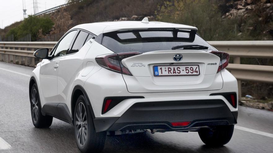 El Toyota C-HR ha sido desarrollado pensando en el modo de utilización de los conductores europeos.