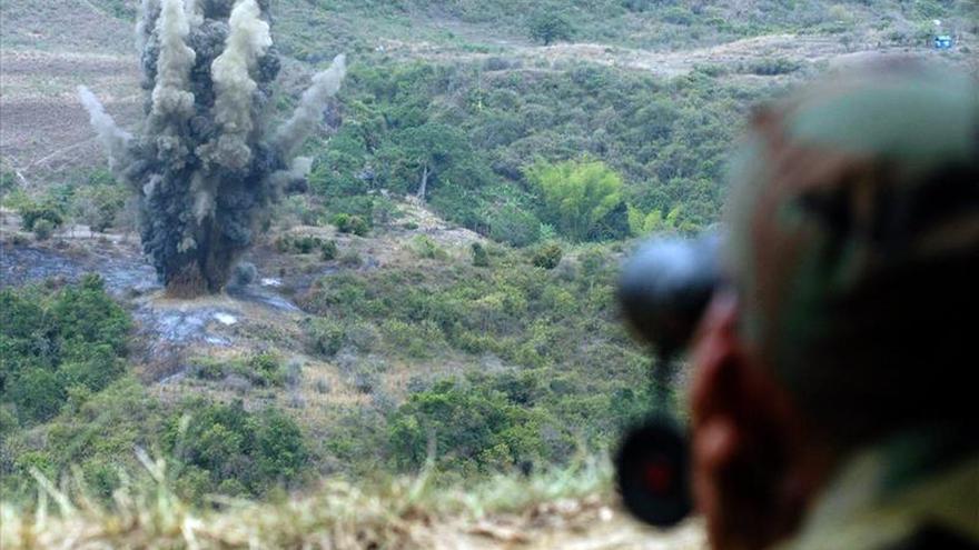 Brasil reitera su apoyo a Colombia para eliminar la minas y verificar el desarme