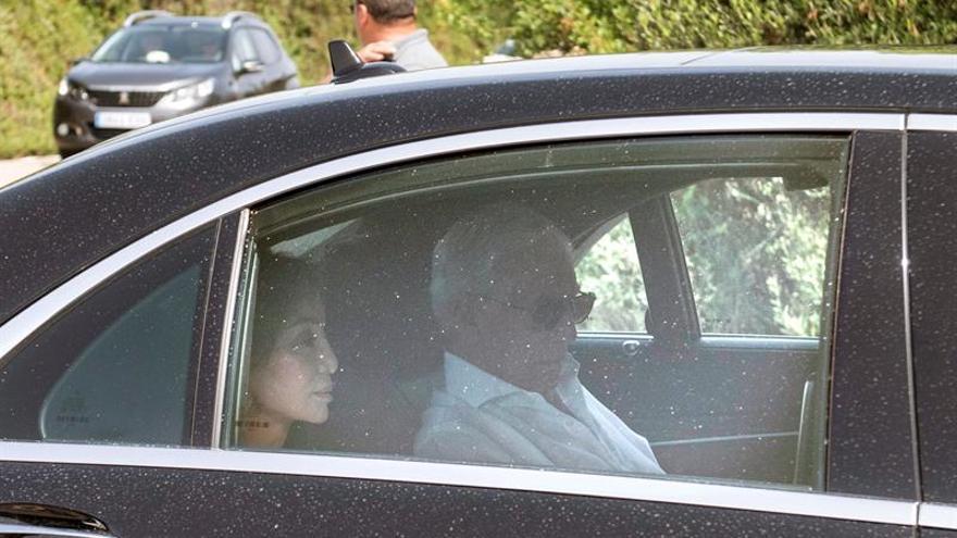Manuel Valls y Susana Gallardo festejan su matrimonio