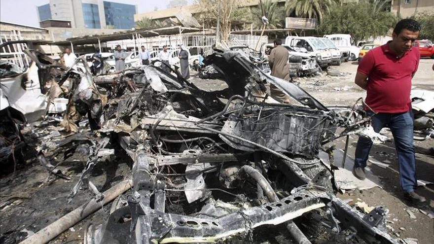 Al menos 12 muertos y 10 heridos en diferentes ataques en Irak