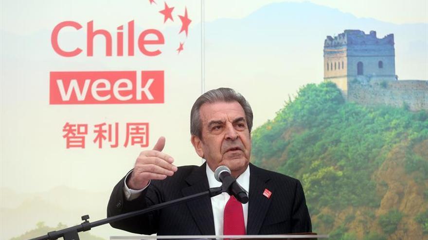 """Frei pide un """"cambio sustancial"""" en la relación entre China y Latinoamérica"""