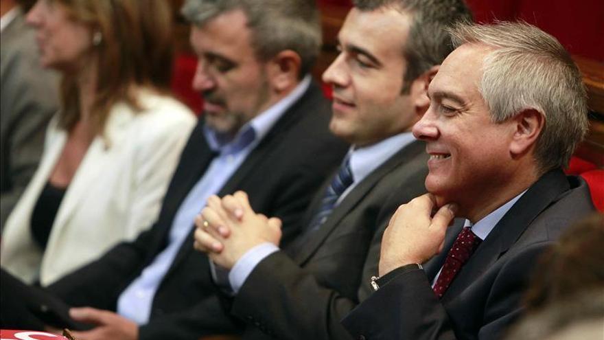 El PSC presenta una resolución por una tercera vía en la línea de Duran Lleida