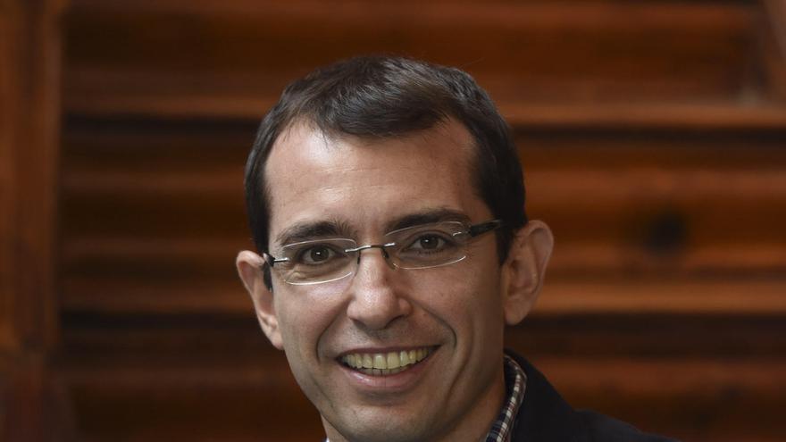Antonio Olivera, en un retrato reciente