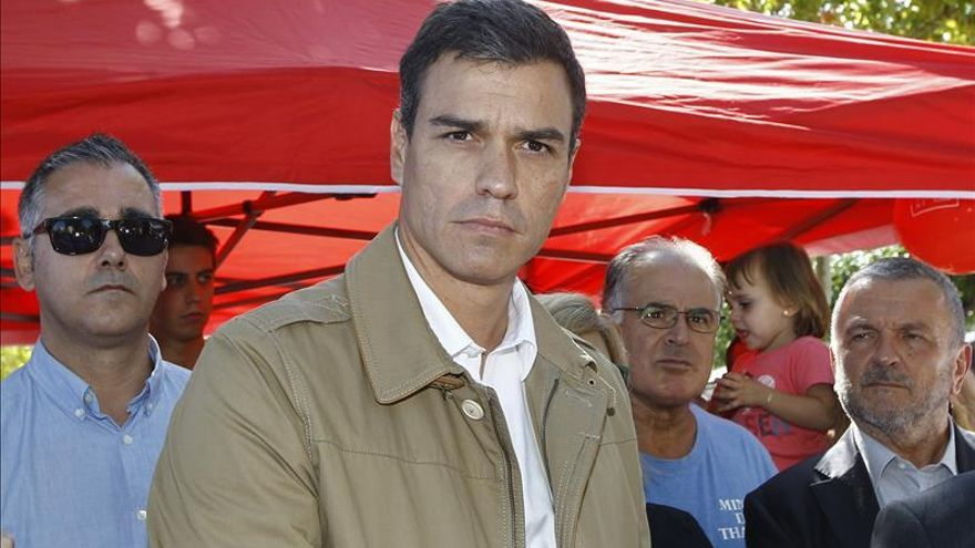"""Sánchez: """"España no podría seguir siendo España sin Cataluña"""""""