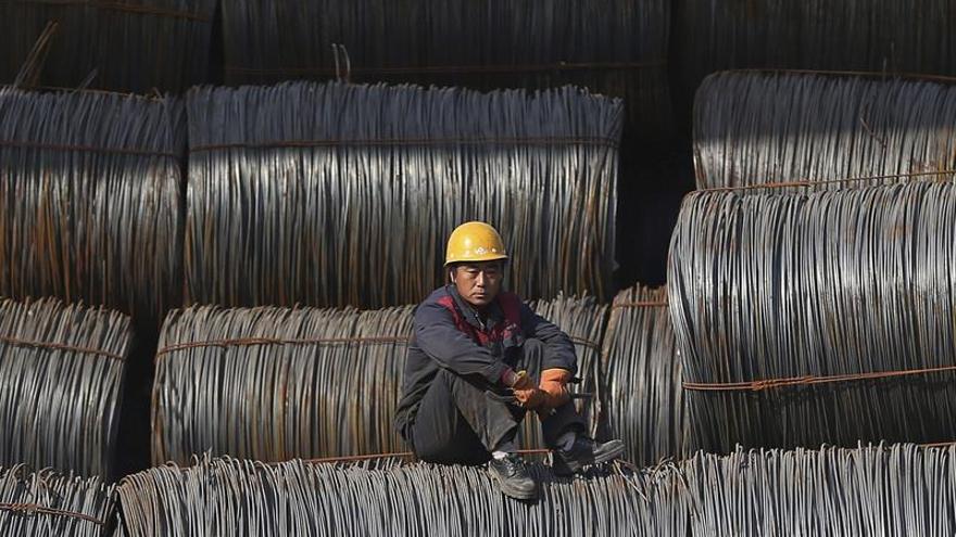 Los beneficios de las empresas industriales chinas repuntan un 1,1 % en mayo
