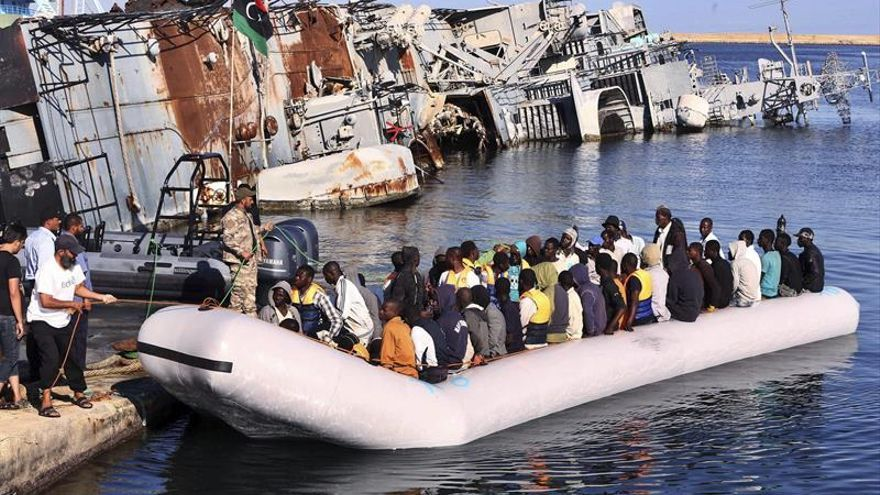 """AI denuncia el """"estremecedor"""" abuso de refugiados y migrantes en Libia"""