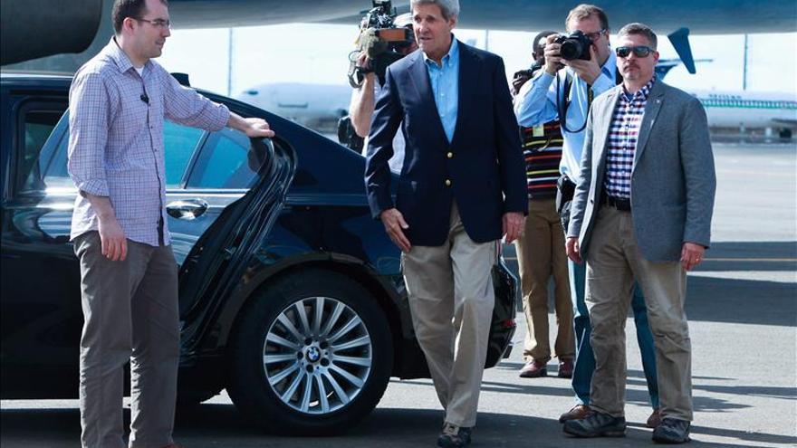 Kerry no descarta un ataque israelí contra Irán aunque lo ve poco probable