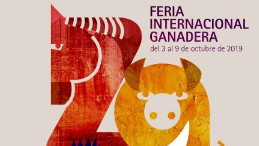 Cartel de la Feria de Zafra 2019
