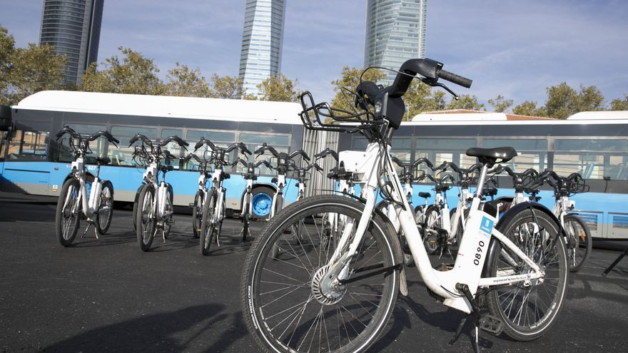 La gestión de las bicis públicas de Madrid pasa a ser de la EMT y, por tanto, verdaderamente pública