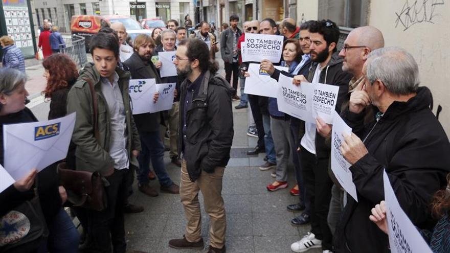 Cascos lleva ante el juez a un diputado de Podemos por vulneración de honor
