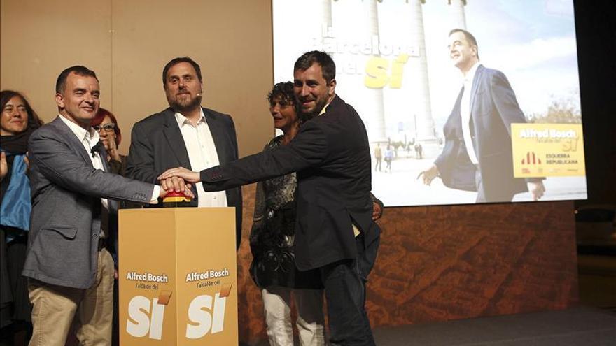 ERC aspira a liderar más consensos y ve el 24M como elecciones constituyentes
