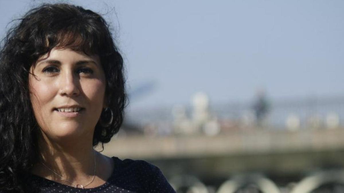Sandra Heredia, concejal por Podemos en el grupo municipal de Adelante Sevilla.