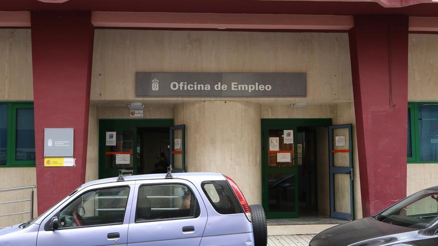 El paro sube en canarias en personas en noviembre for Oficina virtual empleo canarias
