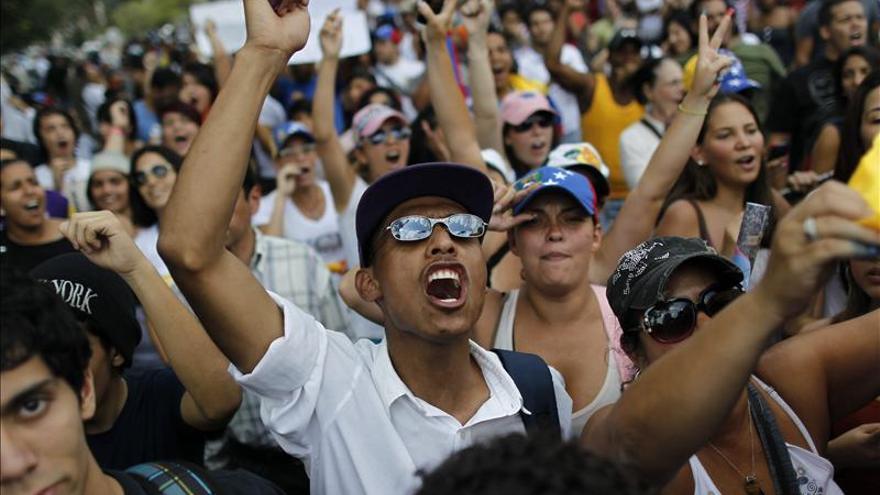 Una ONG denuncia en La Haya torturas y detenciones ilegales en Venezuela