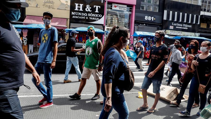 El FMI mejora las previsiones de crecimiento de Latinoamérica al 4,1%