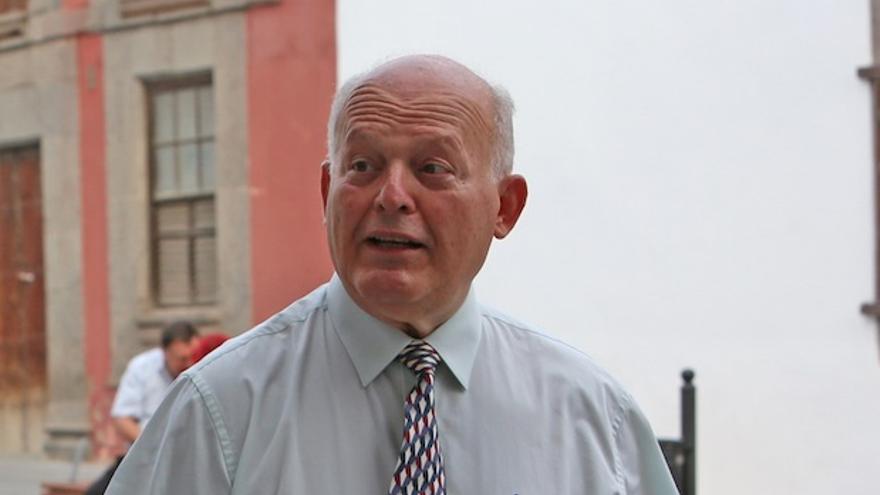 El exfiscal general del Estado y miembro histórico del PSOE, Eligio Hernández.