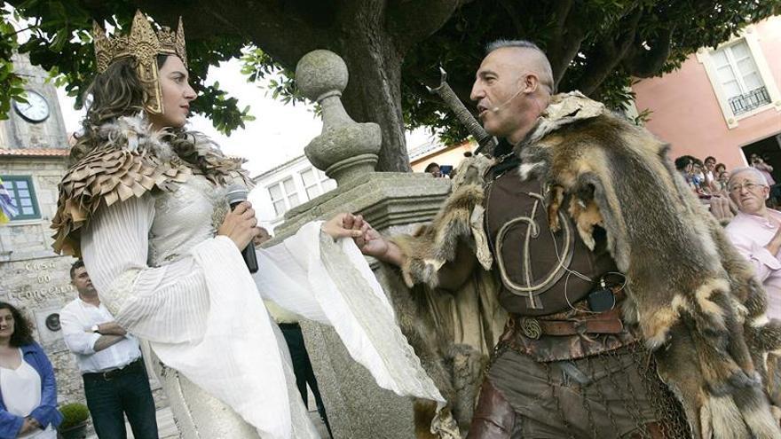 Ortigueira se convierte un año más con su festival en capital del mundo celta