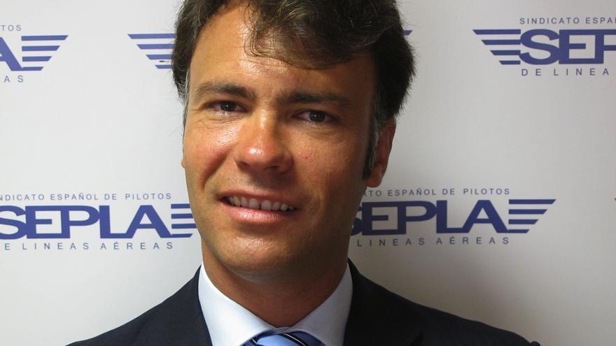 Álvaro Gammicchia, experto en seguridad, secretario del Sepla y director técnico de la Asociación Europea de Pilotos.