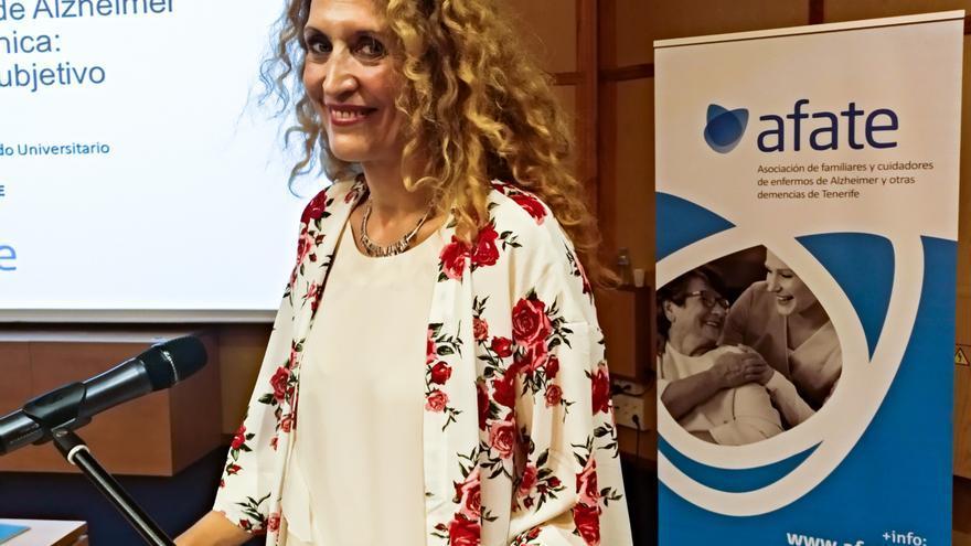 Raquel Martín, neurocientífica y profesora de la ULL
