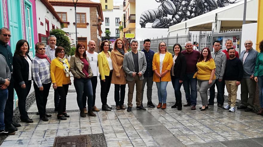 Componentes de la lista de Asamblea Ciudadana Portuense para las elecciones del 26 de mayo