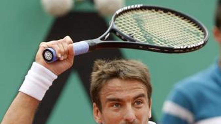 Robredo y Granollers disputarán la final de dobles