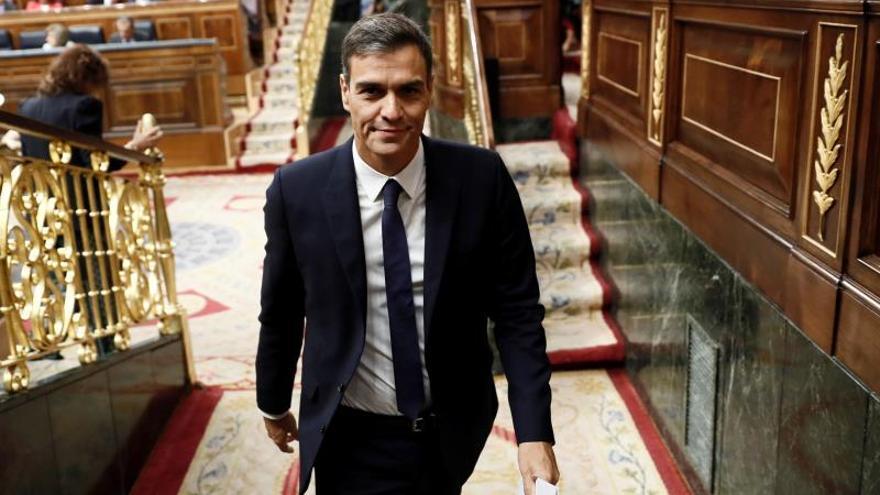 Seis meses del Gobierno de Pedro Sánchez en 40 fechas