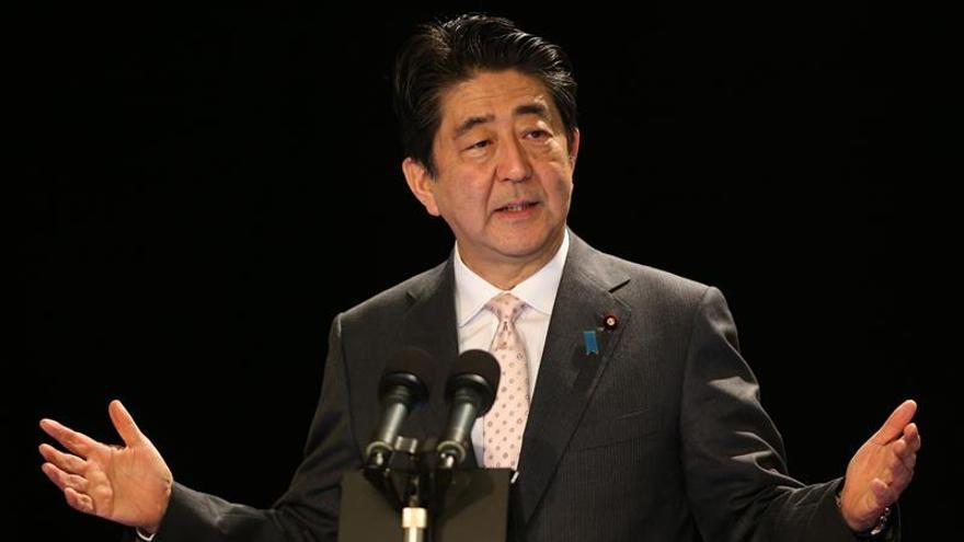 Abe visita hoy a Trump con el objetivo de preservar la alianza Japón-EEUU